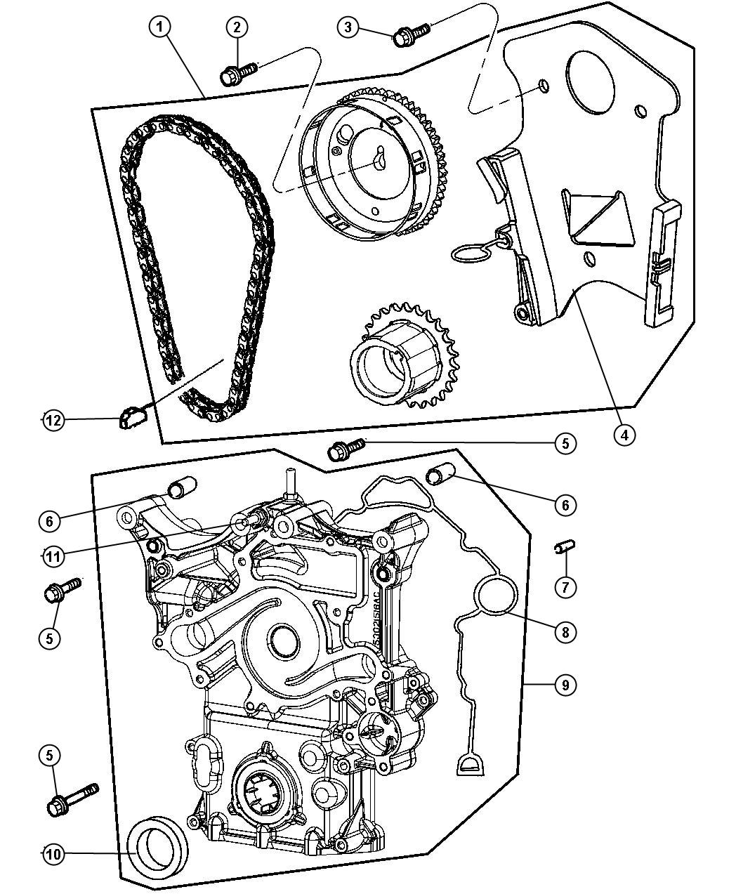 Dodge Magnum Used For  Bolt And Coned Washer  Used For  Screw And Washer  Hex  Hex Head