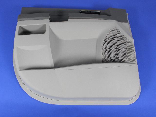 Dodge Grand Caravan Panel  Front Door Trim  Left  Trim   All Trim Codes  Color   Med Slate