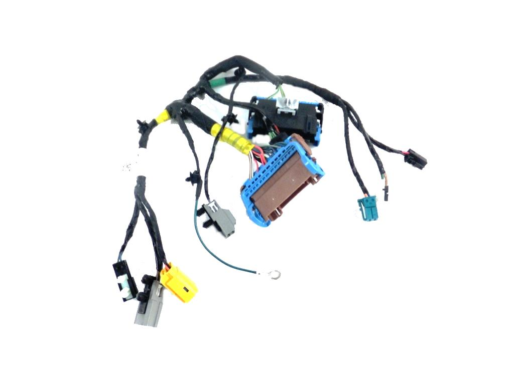 Jeep Grand Cherokee Wiring  Power Seat  Tag   D4cw59154