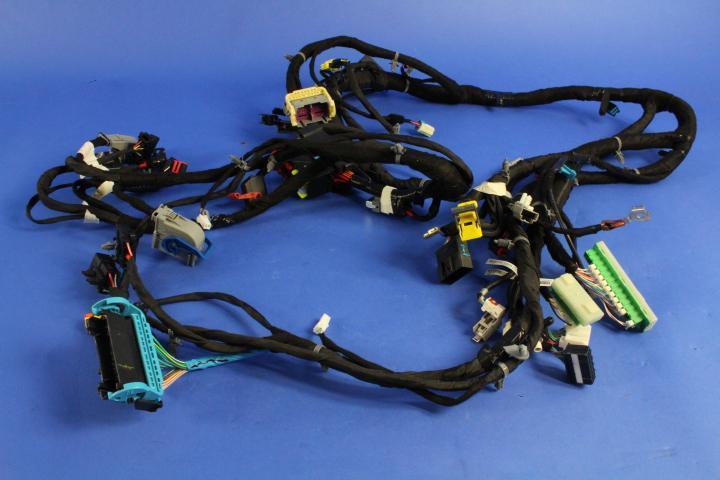 Dodge Dart Wiring  Instrument Panel