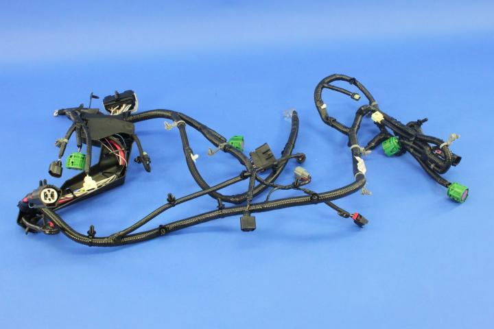 Jeep Cherokee Wiring  Front End Module   Front End Parts