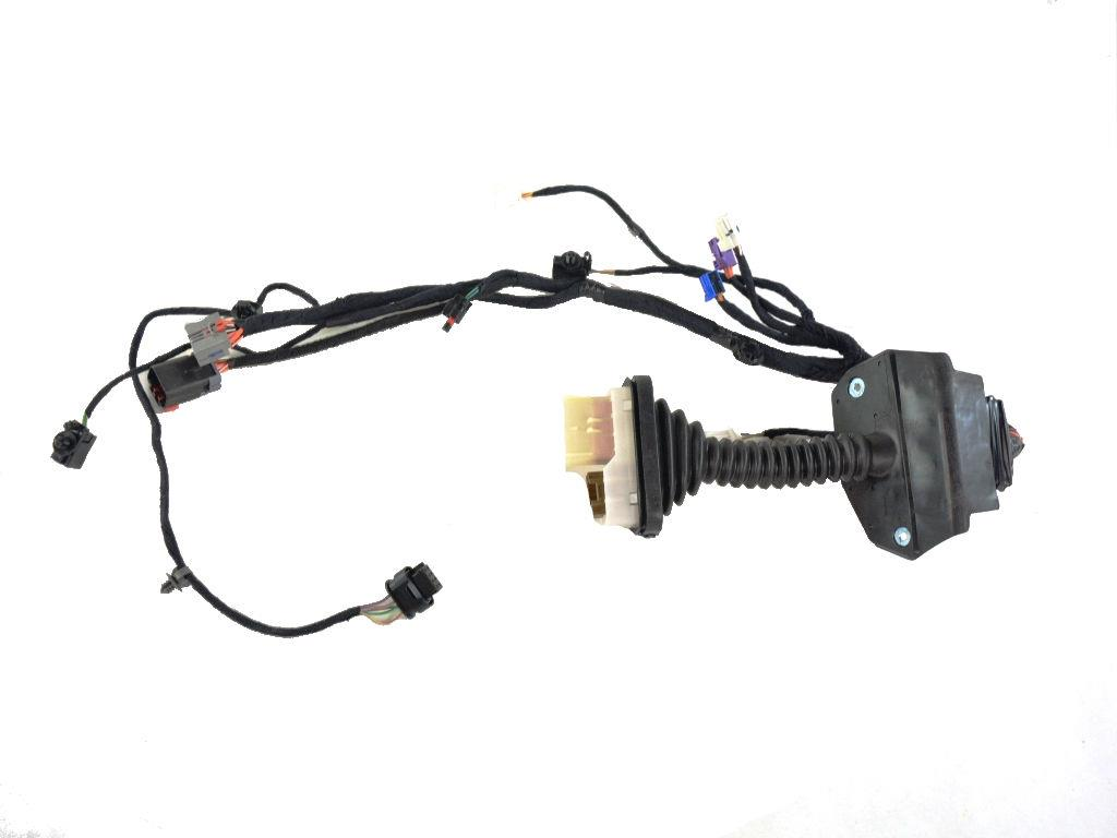Jeep Grand Cherokee Wiring  Front Door  Left